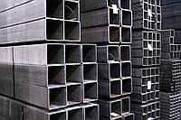 Труба профильная бесшовная 100х50х5 мм сталь 09Г2С горячекатаная ГОСТ 8732-78