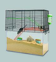 Клетка Savic Habitat (Хэбитат) для грызунов, 41х23х46,5 см