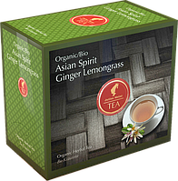 Чай в пакетиках Азийський имбирь лимон