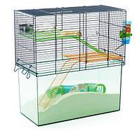 Клетка Savic Habitat (Хебитат) для грызунов, 52х26х52,5 см