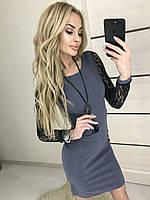 Платье женское (цвета) С135, фото 1