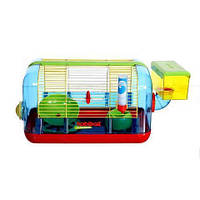 Клетка Hagen Habitrail Playground для мелких грызунов, пластик, 40х25х24 см
