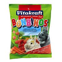 Лакомство Vitakraft Bambinos для кроликов с морковью, 40 г