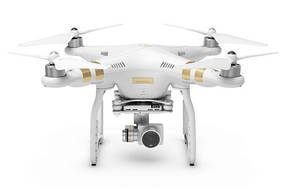 Квадрокоптер дрон DJI PHANTOM 3 PROFESSIONAL