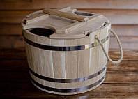 Запарник дубовый для веников 35 литров