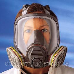 Полная маска 3M™ 6700, 6800, 6900, фото 1