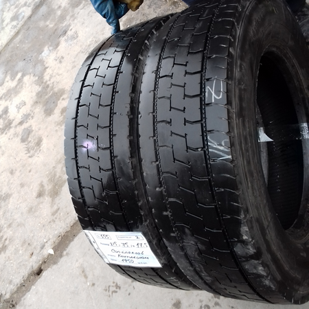 Грузовые шины б.у. / резина бу 215.75.r17.5 Continental LDR1 Континентал