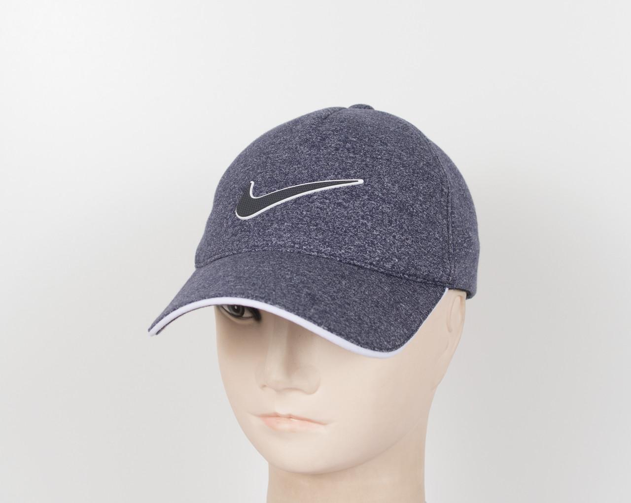 "Бейсболка ""Котик 5кл"" Nike синий мел."