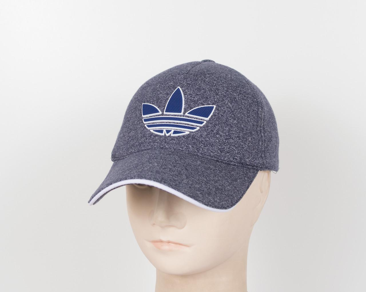 """Бейсболка """"Котик 5кл"""" Adidas синий мел."""