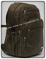 Мужской городской рюкзак,оливковый