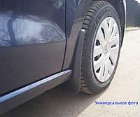 Бризковики задні для Renault Logan 2014 - сед. комплект 2шт поліуретан NLF.41.32.Е10, фото 1