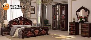 """Спальня """" Реджина"""" Перо рубино . Миро Марк."""