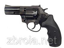 """Револьвер Флобера Voltran Ekol Viper 3"""" (чорний пластик)"""