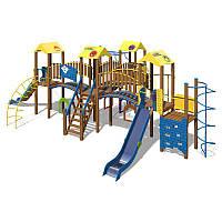 Детский игровой комплекс Крепость-NEW