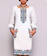 Заготовка жіночого плаття чи сукні для вишивки та вишивання бісером Бисерок  «Оберіг» (П c56928bf9c0a7