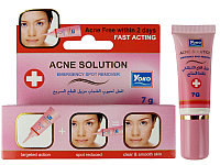 Эффективный крем от акне, прыщей и угревой сыпи  Yoko Acne Solution Emergency Spot Remover