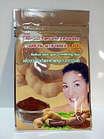 Маска-скраб из пудры Тамаринда с витаминами А, В1, В2, Р, С Isme Rasyan Tamarind Powder