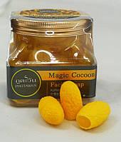 Тайские мыльные шелковые коконы для лица с пчелиным маточным молочком, Phutawan Magic Cocoon Facial Soap.