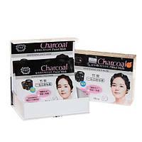 Тканевая маска для питания и увлажнения кожи с улиточной слизью.Belov Charcoal Facial Whitening Mask.