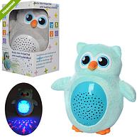 Детский музыкальный ночник-проектор SA131-OWL Сова ***