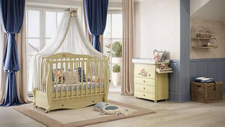 Кроватка Baby Italia ANDREA ANTIQUE, фото 2