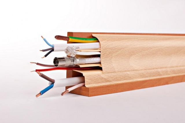 двухсторонний скотч для крепления кабель каналов