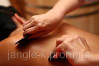 Китайський массаж тела Гуаша