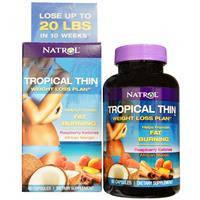 Комплекс витаминов для снижения веса, Natrol, 60 капсул