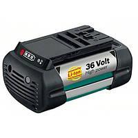 Аккумулятор для газонокосилок Bosch 36В, 2,6 Ач