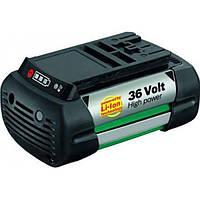 Аккумулятор для газонокосилок Bosch 36В, 1,3 Ач