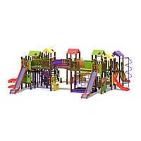 Детский игровой комплекс Бастион NEW InterAtletika