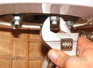 Что делать если водонагреватель дает утечку?
