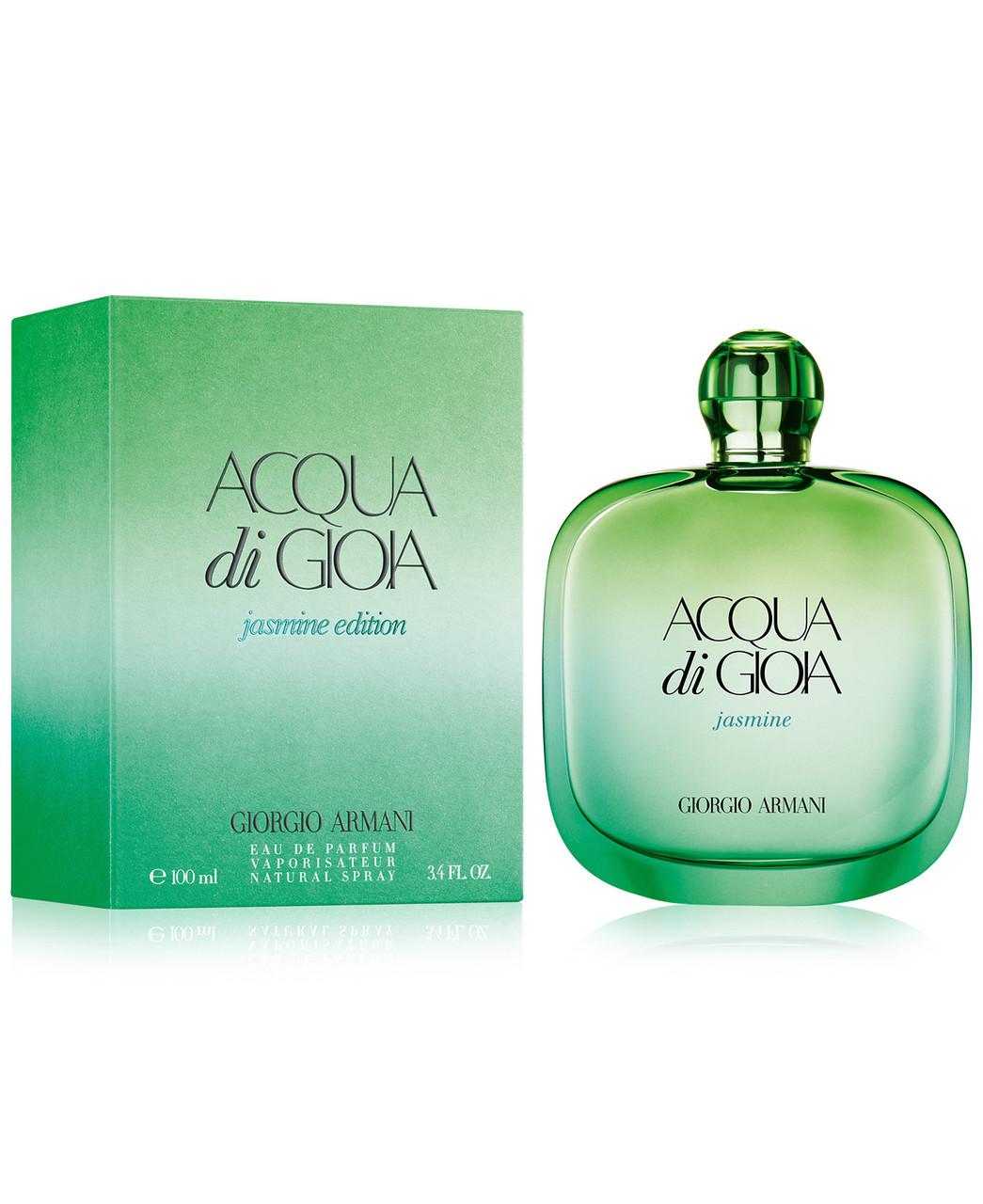 Женский парфюм Giorgio Armani Acqua Di Gioia Jasmine 100 ml не оригинал