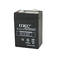 Аккумулятор BATTERY RB 640 6V 6A UKC