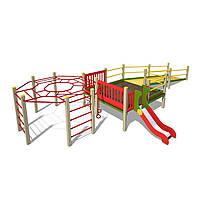 Игровой комплекс для детей с ограниченными физическими возможностями InterAtletika