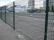 Ограждение (забор) Ø гориз. 4,0мм Ø вертик.3,0 мм (1030х2500мм) Город Фрунзе