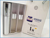 Мини парфюм женский Versace Versus (Версаче Версус) 3*15 мл