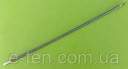 Тен гнучкий прямий (повітряний) Ø6,5мм / 2500W / довжина L= 250см (з нержавіючої сталі) Туреччина