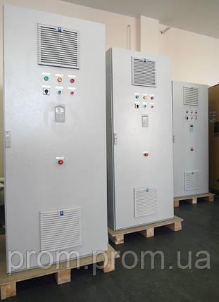 Установка высоковольтного преобразователя частоты для насосных агрегатов в т.ч. ПЭН, фото 2