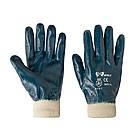 Перчатки хозяйственные V-v Nitrile 029 синие