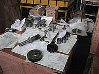 Изготовление запасных частей к редукторной технике
