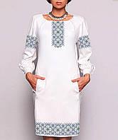 Заготовка женского платья  «Орнамент 95»