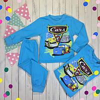 Пижама «Тачки» интерлок