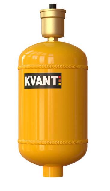 Вертикальный концевой сепаратор воздуха KVANT DisAir X, фото 1