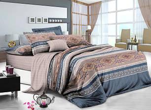 Двуспальные евро комплекты постельного белья 200*220