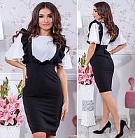 Женская стильная юбка  РД1082 (норма)
