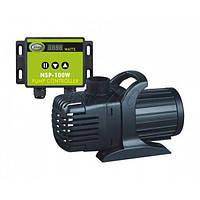 AquaNova NSP-10000 л/час с регулятором потока. Насос для пруда, водоема, водопада, ручья, фонтана