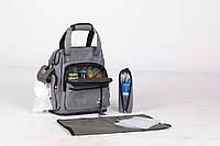 Сумка-рюкзак для мамы с ребёнком