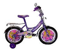Детский Велосипед Mustang Принцесса 16