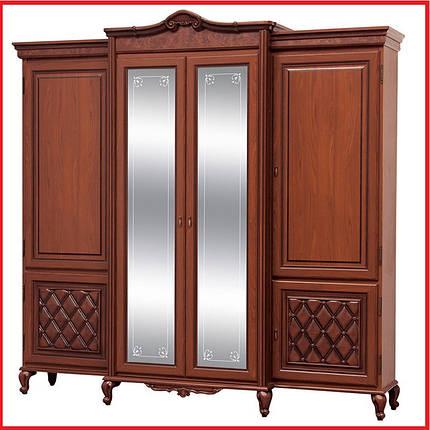 """Шкаф  4Д  """"Ливорно""""  (Світ Меблів), фото 2"""